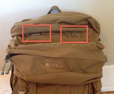 daypack lid