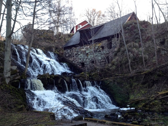 Jerusalems Mill in Röttle.