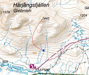 harljangsfjallen-map